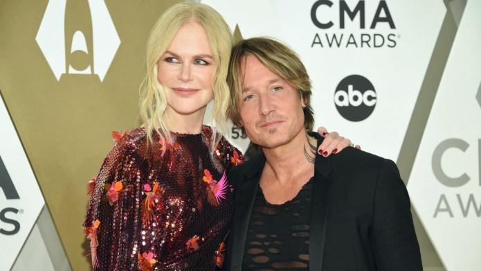 How Nicole Kidman Has Made Keith
