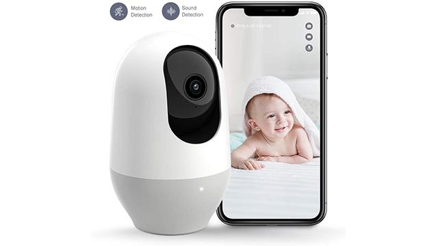 Nooie Best 2 Camera Baby Monitor on Amazon