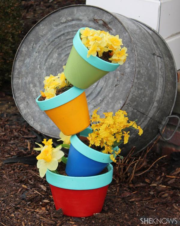 Garden art project