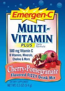 Emergen-C Multi-Vitamin Plus