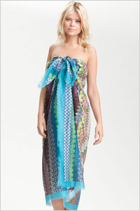 Cover-up: Missoni pareo