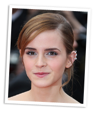 Emma Watson at Cannes