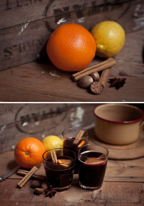 Best ever spiced mulled wine