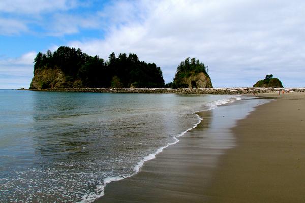 First Beach: La Push, Washington