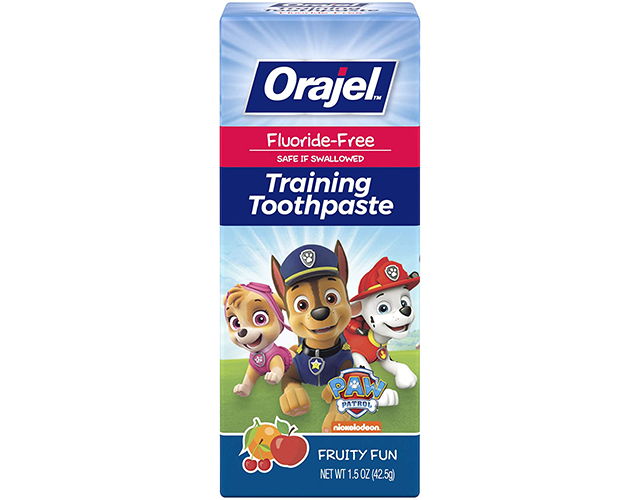 Orajel Best Toothpaste for Babies on Amazon
