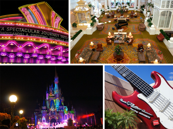 Honeymoon travel guide to Walt Disney World