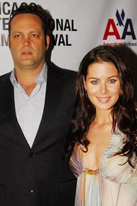 Vince Vaughn & Kyla Webber