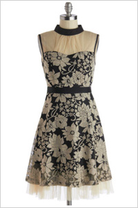 Ryu Botanical Banquet Dress(ModCloth, $105)