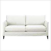 Masculine, modern couch