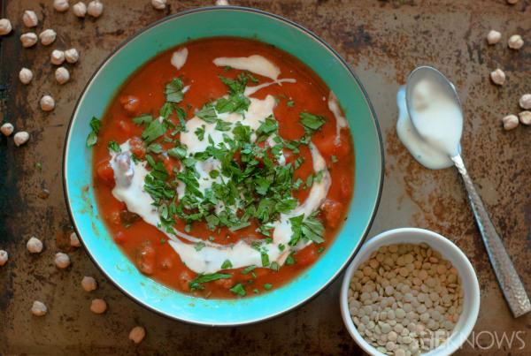 Crockpot Moroccan chowder recipe