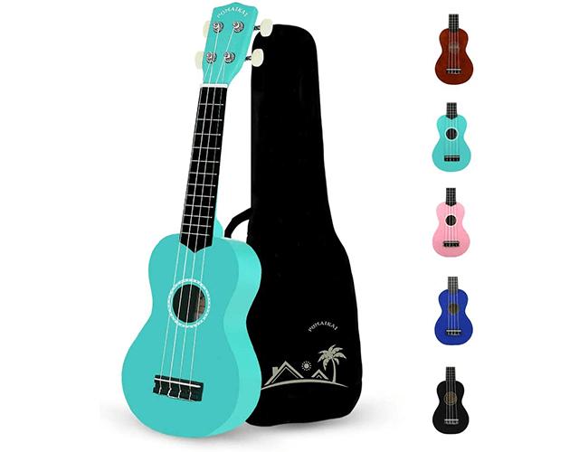 Pomaikai Best Guitar for Kids on Amazon