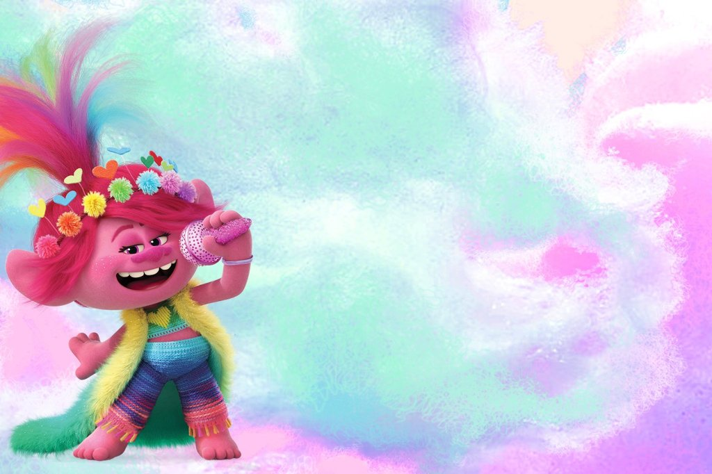 Your Kid Can Download Free Trolls Disney Pixar Zoom Backgrounds