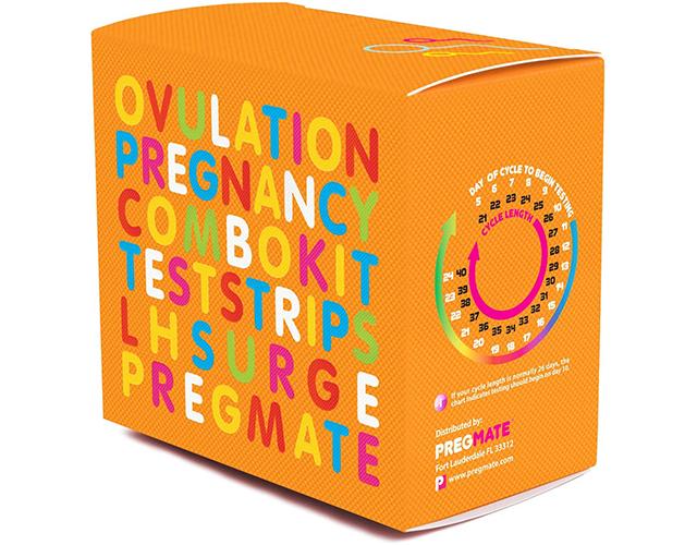Pregmate Best Ovulation Pregnancy Test Sticks Kit on Amazon