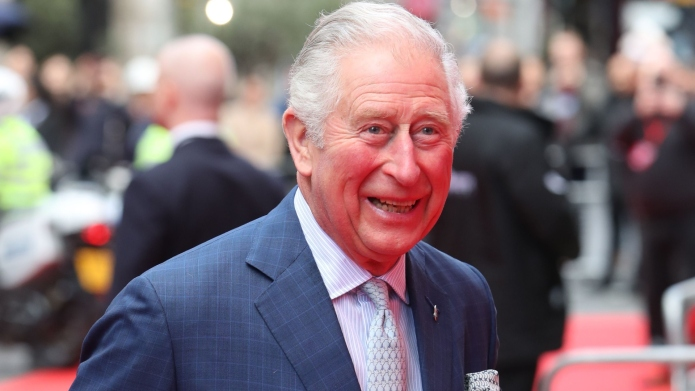 Prince Charles Wishes Grandson Prince Louis
