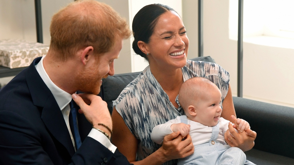 Everything We've Learned About Baby Archie in His 1st Year.