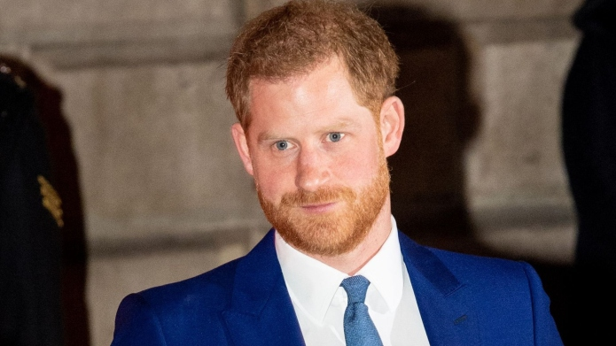 Prince Harry attends the 4th Endeavour