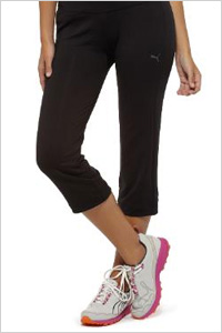 Essential 3/4 Skinny Pants (Puma, $40)