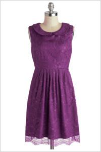 Feeling The Doves Dress (ModCloth, $56)