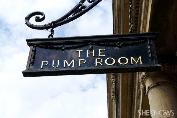 Travel guide to Bath, England