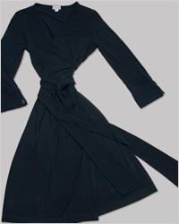 GGO Organic Bamboo Wrap Dress