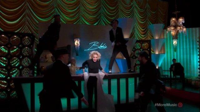 Gwen Stefani at Grammys