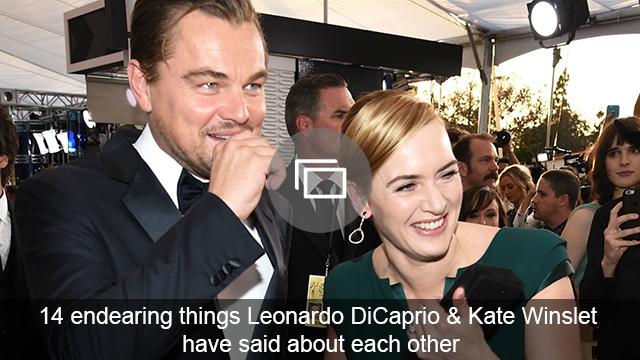 Kate & Leo quotes slideshow