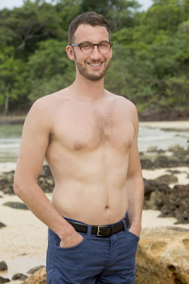 Stephen Fishbach cast photo from Survivor: Second Chance