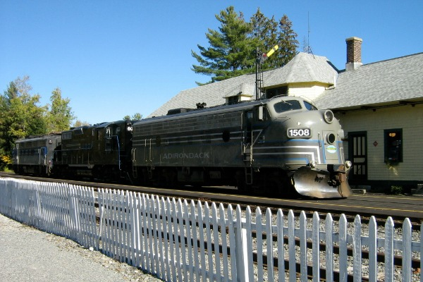 Best trips you can take by train in North America
