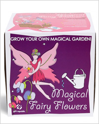 Sow & Grow: Magical Fairy Flowers