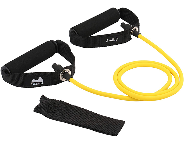 Reehut Best Resistance Bands with Handles on Amazon