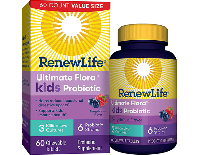 Renew Life Best Kids Probiotic on Amazon