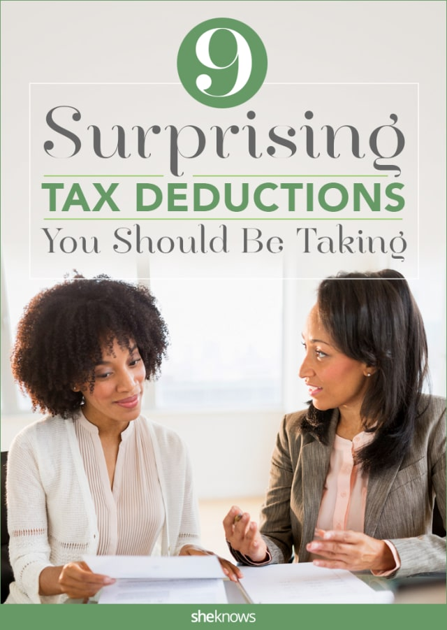 Tax deductions you should be taking