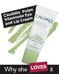 Claudalie Pulpe Vitamine Eye and Lip Cream