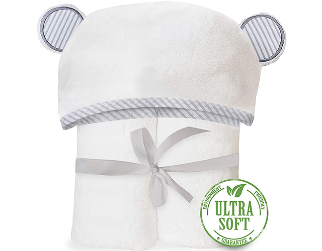 San Francisco Best Baby Towels on Amazon