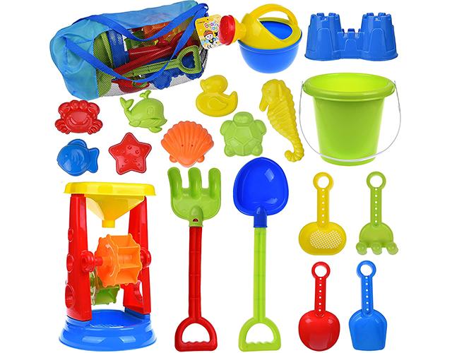 Sand Toys Best Outdoor Toddler Toys on Amazon