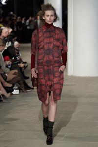 Cynthia Rowley -- New York Fashion Week 2012
