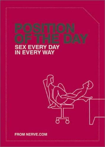 Best Amazon Couples Sex Toy   'Position of the Day' Book
