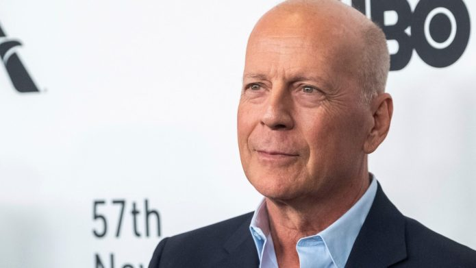 Bruce Willis Shaves Daughter's Hair