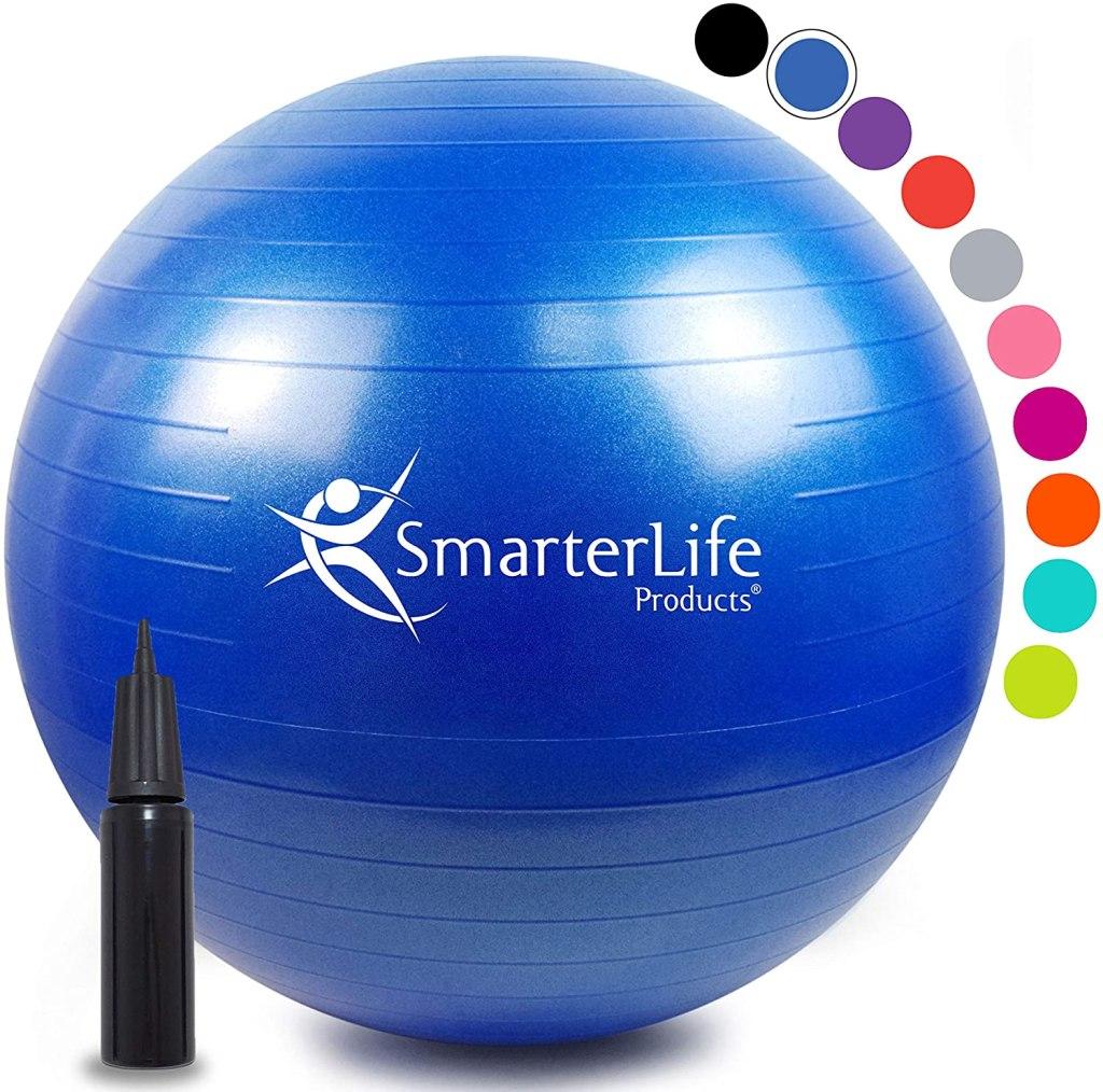 Smarter Life Best Mini Pilates Ball on Amazon