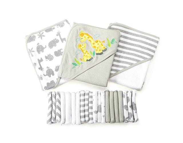 Spasilk Best Baby Towel on Amazon