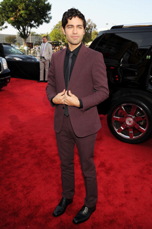 Adrian Grenier at the 2014 MTV Movie Awards