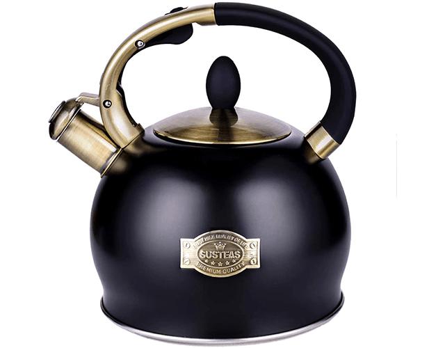 Susteas Best Stove Top Tea Pot on Amazon