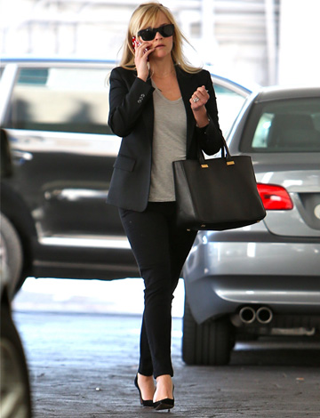 Reese Witherspoon's street style