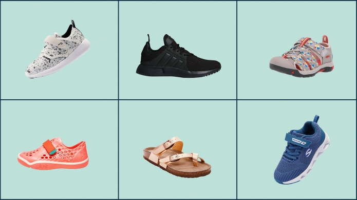 Best kids shoes for spring