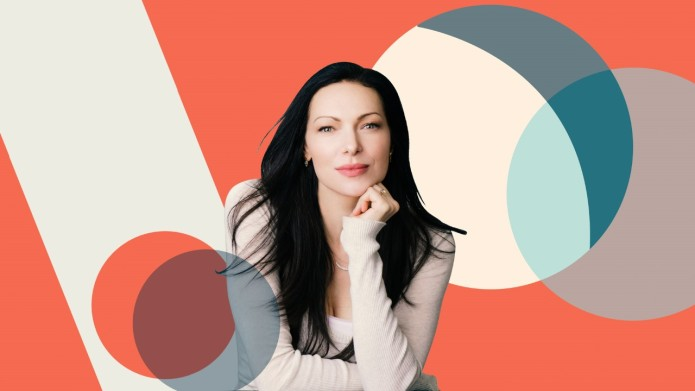 Laura Prepon BlogHer Parenting