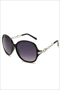 Sunglasses: Identity oversized sunglasses
