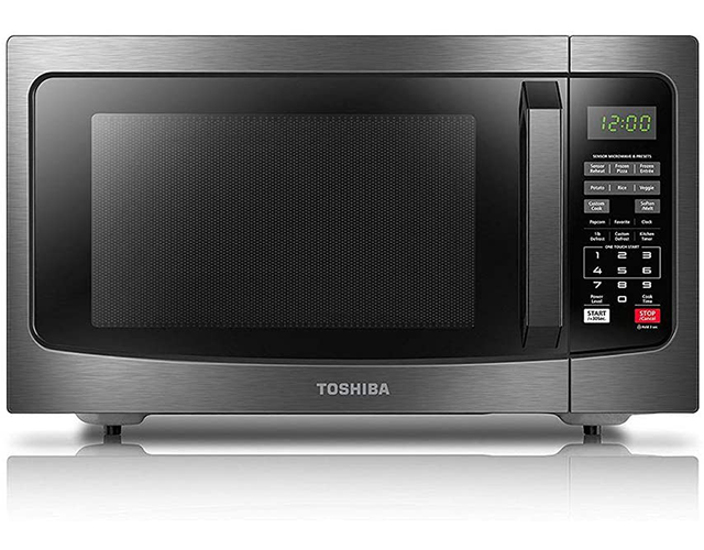 Toshiba Best Countertop Microwave Oven on Amazon