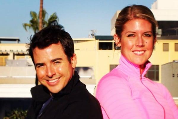 Justin Rubin and Angela Moore