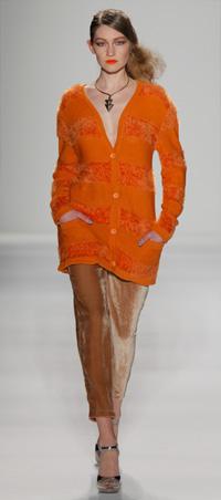 New York Fashion Week 2012 -- Whitney Eve by Whitney Port