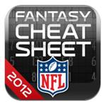 NFL Fantasy Football Cheat Sheet